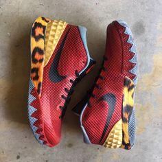 Nike Kyrie 1 2K14 Custom Air Jordan 9 db46f1a20c87