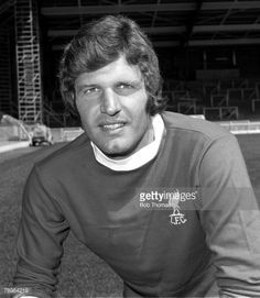 Liverpool FC Photocall John Toshack 31st July 1975