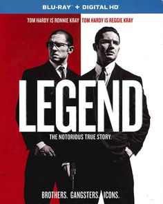 Brian Helgeland (PAYBACK) wrote and directed this crime drama about the rise and fall of two of the most notorious gangsters in England's history: the Kray twins. Tom Hardy stars as both Ronald and Re