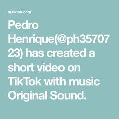 Carlos Eduardo( has created a short video on TikTok with music original sound. Play Roblox, The Creator, The Originals, Music, Tik Tok, Chloe Smith, Screensaver, Note 8, Instrumental
