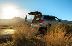 Luxury Production Vehicles: Mercedes-Benz GL350 - Testing the GL350 to stand up to the rigors and specifics of shooting video