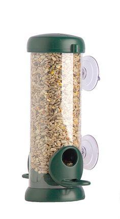 Birdlovers Fensterfütterer (grün)