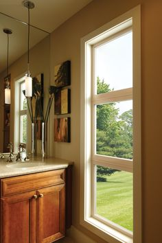 Design Tip Stacked Picture Windows Open Up Narrow Wall Es Featured Tuscany