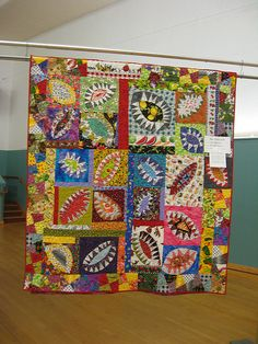 Portland Modern Quilt Guild: September 2011 by Kathy Blondell 2019 Portland Modern Quilt Guild: September 2011 by Kathy Blondell The post Portland Modern Quilt Guild: September 2011 by Kathy Blondell 2019 appeared first on Quilt Decor. African Quilts, African Fabric, Crumb Quilt, Quilt Modernen, Contemporary Quilts, Quilted Wall Hangings, Scrappy Quilts, Textiles, Fabric Art
