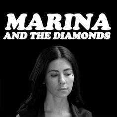chenaultsalt marina and the diamonds #marinaandthediamonds #music