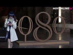HoyModaTV – en la #080BcnFashion con #CustoBarcelona y #Escorpión  #Moda #Fashion #Glamour