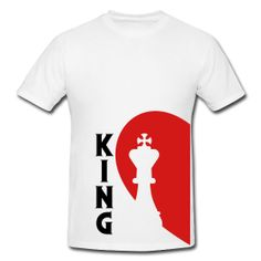 King of Love - http://zarasunrise.spreadshirt.com/king-of-love-A11936652/customize/color/1