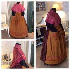 Indumentaria Type 1, European Dress, Apron, Photos, Skirts, Regional, Dresses, Facebook, Fashion