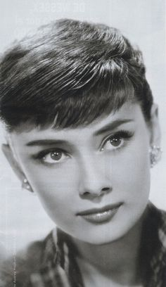 Audrey Hepburn (4 May 1929 – 20 January 1993) british actress