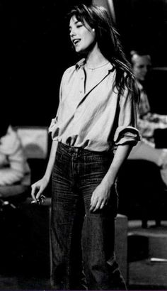 Jane Birkin  I think she's who Hermes created the Birkin bag for, I recall her name being Jane she was a model. Not 100% sure