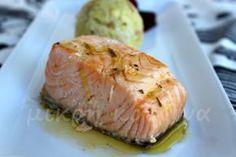 Αγαπάτε τις γρήγορες συνταγές; Εγώ τις λατρεύω. Οκ. Και οι άλλες καλές είναι, αλλά όταν η σύγχρονη εργαζόμενη γυναίκα με τους πολλαπλούς ρό... Greek Recipes, Fish Recipes, Seafood Recipes, Salad Recipes, Dessert Recipes, Cooking Recipes, Fish Plate, Yummy Mummy, How To Stay Healthy