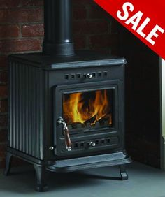 Buy Evergreen Poplar kW Multi Fuel Wood Burning Stove from Fast UK Delivery and lowest prices guaranteed. Cheap Stoves, Wood Fuel, Multi Fuel Stove, Cast Iron Radiators, Log Burner, Good And Cheap, Wood Burning, Evergreen, Cabin Ideas