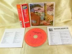 CD/Japan- WEATHER REPORT Mr. Gone w/OBI RARE mini-LP SICP-1243 - JACO PASTORIUS #Fusion