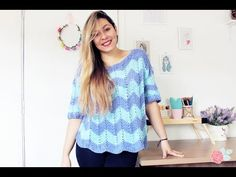 Blusa Blue Blog By Day Parte 2 :: English Subtitles Available