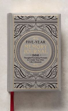 Five-Year Memory Journal     Pinned by topista.com