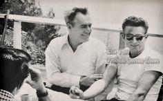 James Dean & Jim Backus