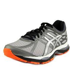 ASICS Asics Gel-Cumulus 17 Men  Round Toe Synthetic White Running Shoe'. #asics #shoes #sneakers