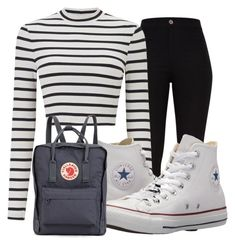 """Untitled #99"" by izzy-polyvore on Polyvore featuring Miss Selfridge and Converse"