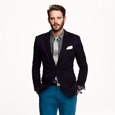 Ludlow cashmere blazer - sportcoats & outerwear - Men's the liquor store - J.Crew