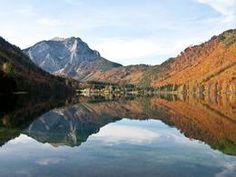 Vorderer und Hinterer Langbathsee Kaiser Franz Josef, Seen, Austria, Mountains, Nature, Travel, Running Track, Driving Route Planner, Nature Reserve