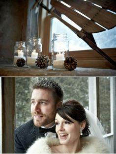 Winter Wedding by millie