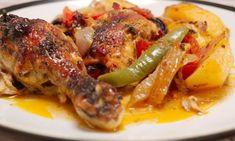 Συνταγές της μαμάς   Sintayes.gr Turkish Recipes, Greek Recipes, Armenian Recipes, Hawaiian Recipes, Side Dish Recipes, Dinner Recipes, Turkish Chicken, Chicke Recipes, Chicken Gyros