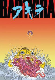 BARTKIRA | Floating World Comics