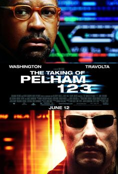 The Taking of Pelham 1 2 3 / L'Attaque du métro 123 - 2009 - directed by : Tony Scott - cast : Denzel Washington, John Travolta, Luis Guzman, Victor Gojcaj, Michael Rispoli, Gbenga Akinnagbe, John Turturro, James Gandolfini