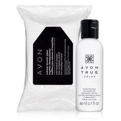 Avon Make Up Remover Wipes or Eye Remover Lotion Best Eye Makeup Remover, Makeup Remover Wipes, 00's Makeup, Makeup Blog, Makeup Sets, Lotion, Avon True, Make Up Remover, Best Makeup Products
