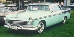 1956 Chrysler Windsor 4 door hardtop