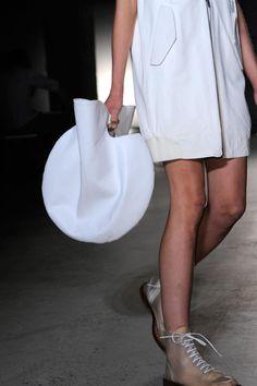 Love the shape of this bag! MM6 Maison Martin Margiela