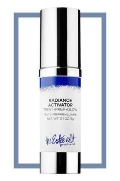 Another great way to fight dullness and dryness is by swapping out your primer for a hydrating and brightening serum. It will nourish the skin while making for a smoother, more even-toned canvas.Editors' Pick: We're all over this new three-in-one serum, which illuminates the skin with brightening actives while pumping up the moisture with hyaluronic acid. And the subtle, pear-and-rasberry-laced scent is kind of addicting, too.The Estée Edit by Estée Lauder Radiance Activator Treat + Prep…