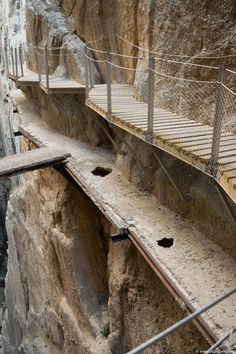 Its All Bee: El Caminito Del Rey | Spain's Most Dangerous Hiking Trail