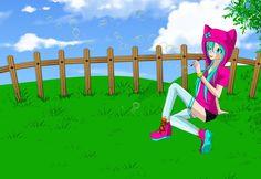 Miku nya..... by Rina-from-Shire on deviantART