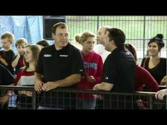 Quicken Loans Racing fans knew they we're getting free Go-Kart rides, but what they really got was the experience of a lifetime... when Smoke and Ryan Newman challenged them to a race!    Watch the event unfold in this video from our friends at Quicken Loans.