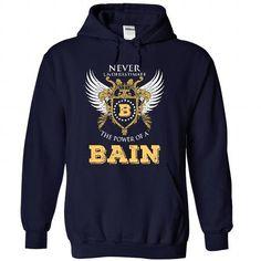 I Love bain T shirts