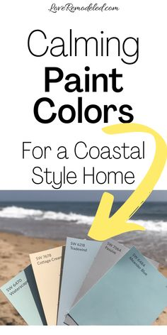 Top Beach House Paint Colors from Sherwin Williams Paint Colors For Home, House Colors, Beach Tops, House Painting, Home Decor, Paint Colors For House, Beach Basket, Interior Design, Home Interior Design