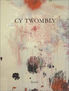 Cy Twombly #artbook