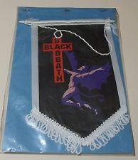 Vintage BLACK SABBATH Hanging Flag/ Banner Dio Ozzy Osborne NEW Rare Retro