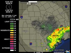 Current Austin-San Antonio NEXRAD Radar Map | Weather Underground