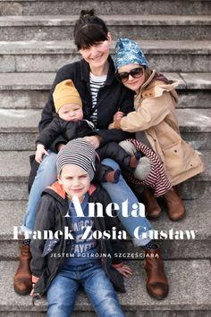 Aneta - mama Zosi, Franka i Gucia. Profesjonalne oko wyłapujące najlepszy dziecięcy design. oprawa graficzna: MAGDA PILACZYŃSKA http://magdapilka.com photo: SZYMON BRZÓSKAhttp://stylestalker.net