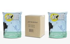 Just the Crystals Premium Crystal Cat Litter Absorbs More, Lasts Longer, Fragrance Free, Best Odor Control. Your Cat Deserves the Best! (Total 8.8lbs) ** Find out more details by clicking the image(This is an affiliate link and I receive a commission for the sales) : Presents for Cats