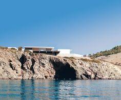 House in Anavissos, Attica, Greece. Photo © Dimitris Kalapodas. architect, Mr. Nicos Valsamakis