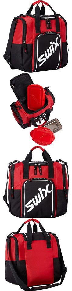 1a438e35ff Bags and Backpacks 21229  Swix Soft Wax Pack Tool Case - Red Ski And  Snowboard