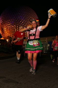 BIG news today from runDiney, Wine and Dine Half Marathon Changes for 2016 Run Disney Costumes, Running Costumes, Become A Runner, Disney Races, Disney Princess Half Marathon, Nike Zoom Pegasus, Disney Love, Disney Ideas, Marathon Running