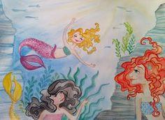 3 #mermaids