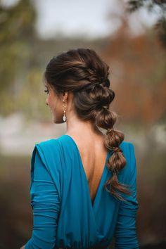 very popular special hairstyles 25 hair - Hair desing Hair Inspo, Hair Inspiration, Ponytail, Wedding Hairstyles, Short Hairstyles, Your Hair, Curls, Hair Makeup, Makeup Salon