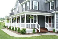 Colonial Style Home - United Construction