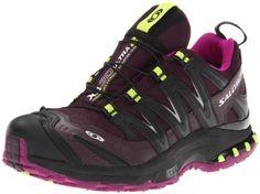 perfect salomon womens xa pro d ultra wp trail running shoe