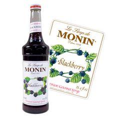 Monin Syrup - 70cl Blackberry